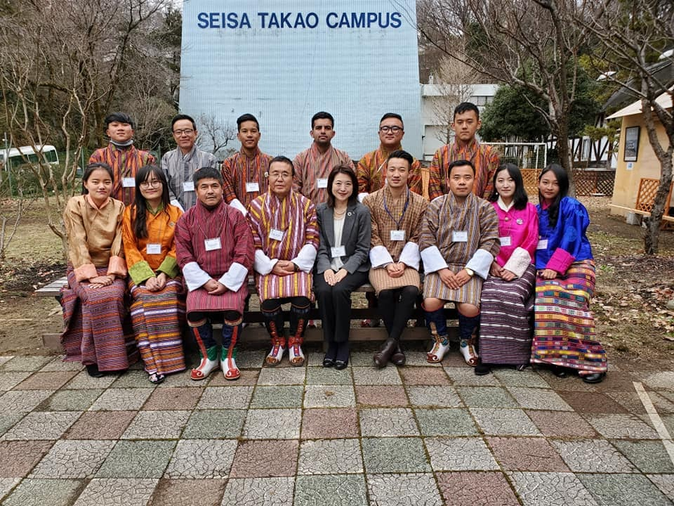 9th RTC SEISA Cultural Exchange ProgrammeJapan