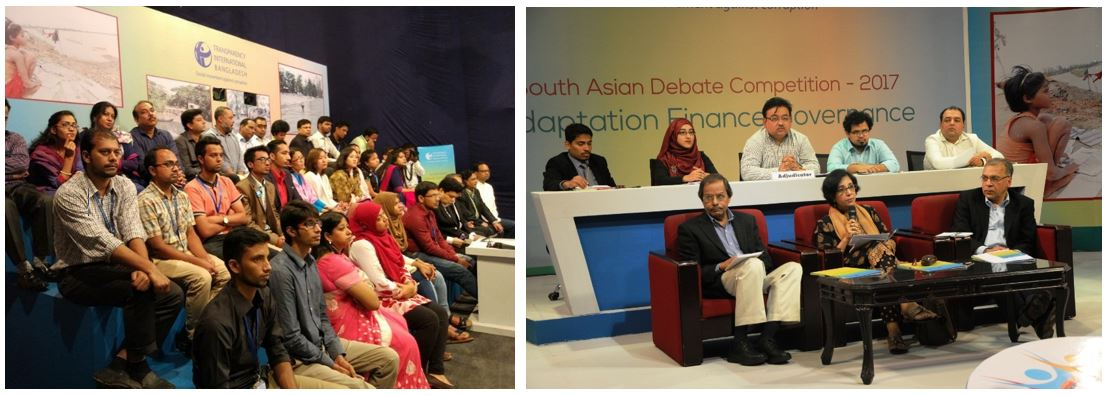 South Asian Debate Competition 06